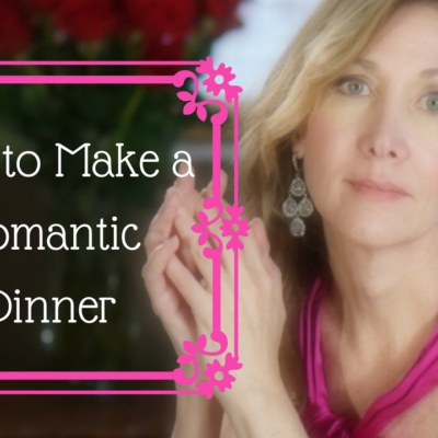 How to Make A Romantic Evening:  Click Image to Watch This Video