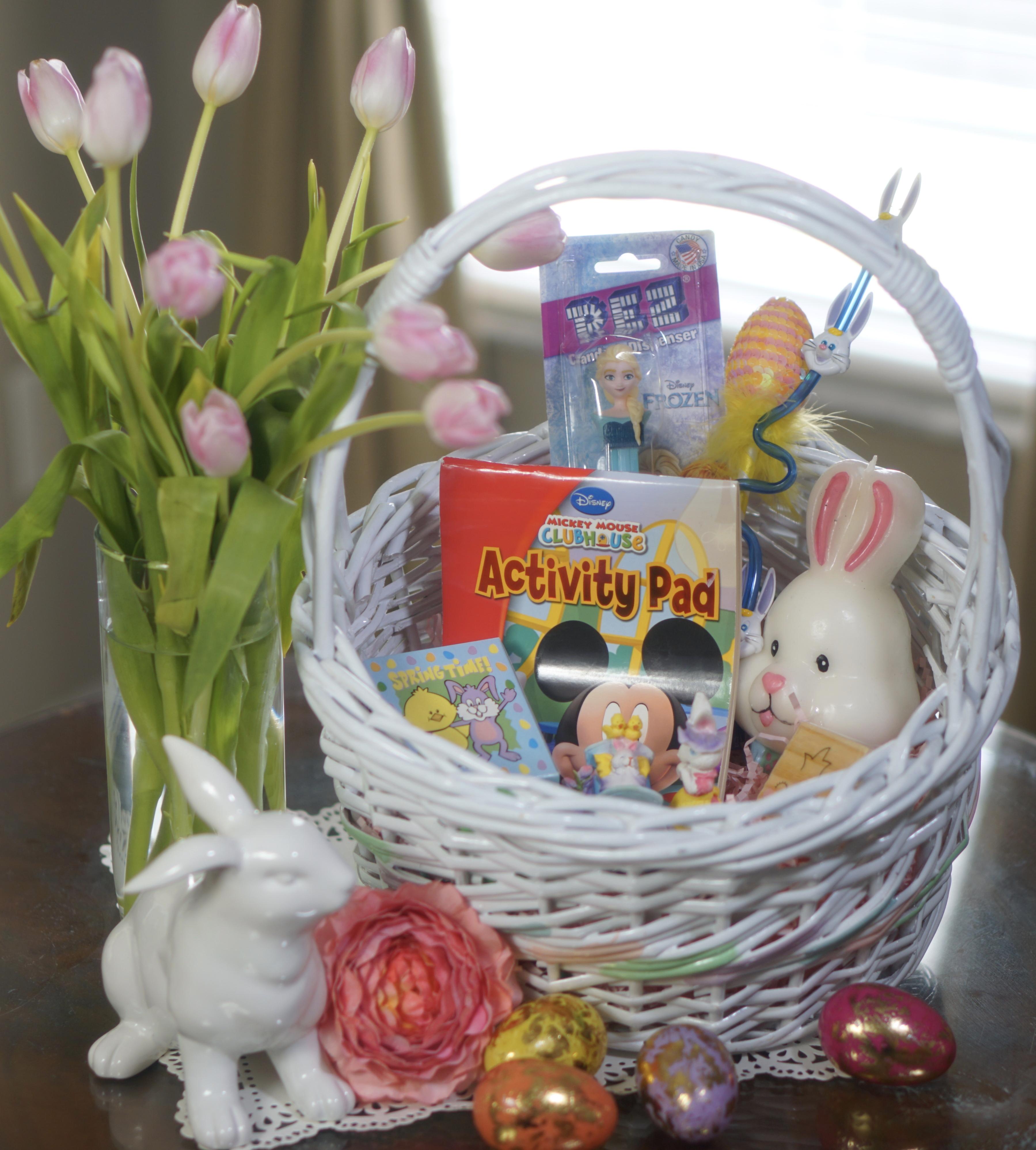 The Last Easter Basket
