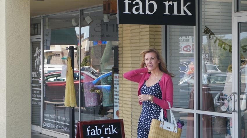 Visting Fab'rik in South Tampa