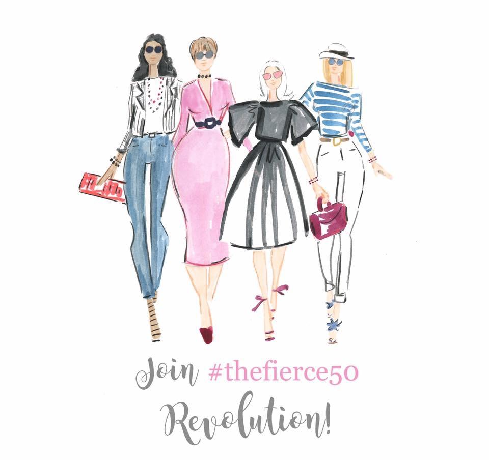 Join #thefierce50 Revolution