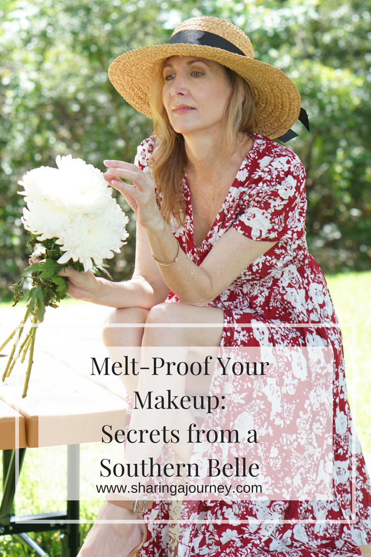 Melt Proof Your Makeup:  Southern Belle Shares Secrets