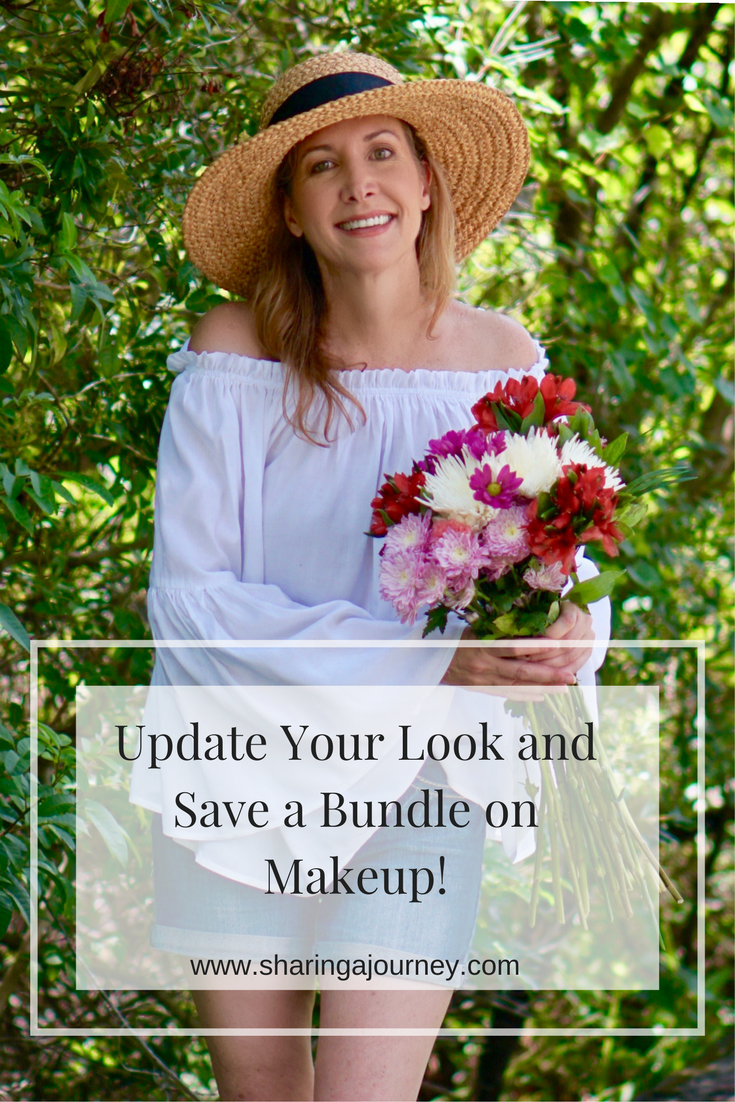 Want to update your look and save a bundle on Makeup? Money Saving Tips!