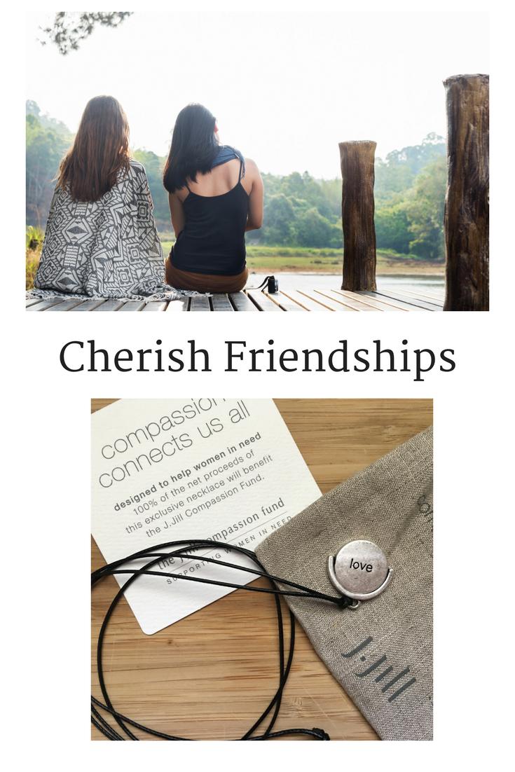 Cherish Friendshps J.Jill Compassion Fund