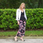 Late Summer Transitions:  A Day to Evening Look