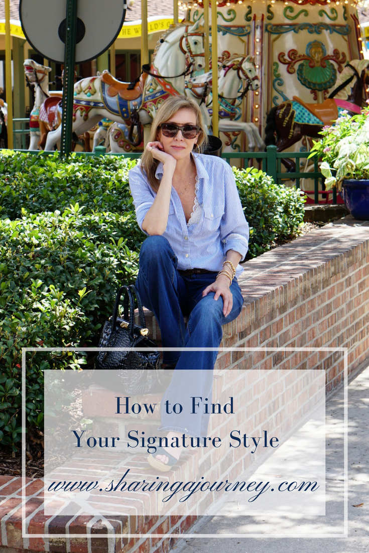 Develop your Signature Style