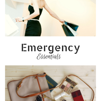 Fashion and Beauty Emergency Essentials
