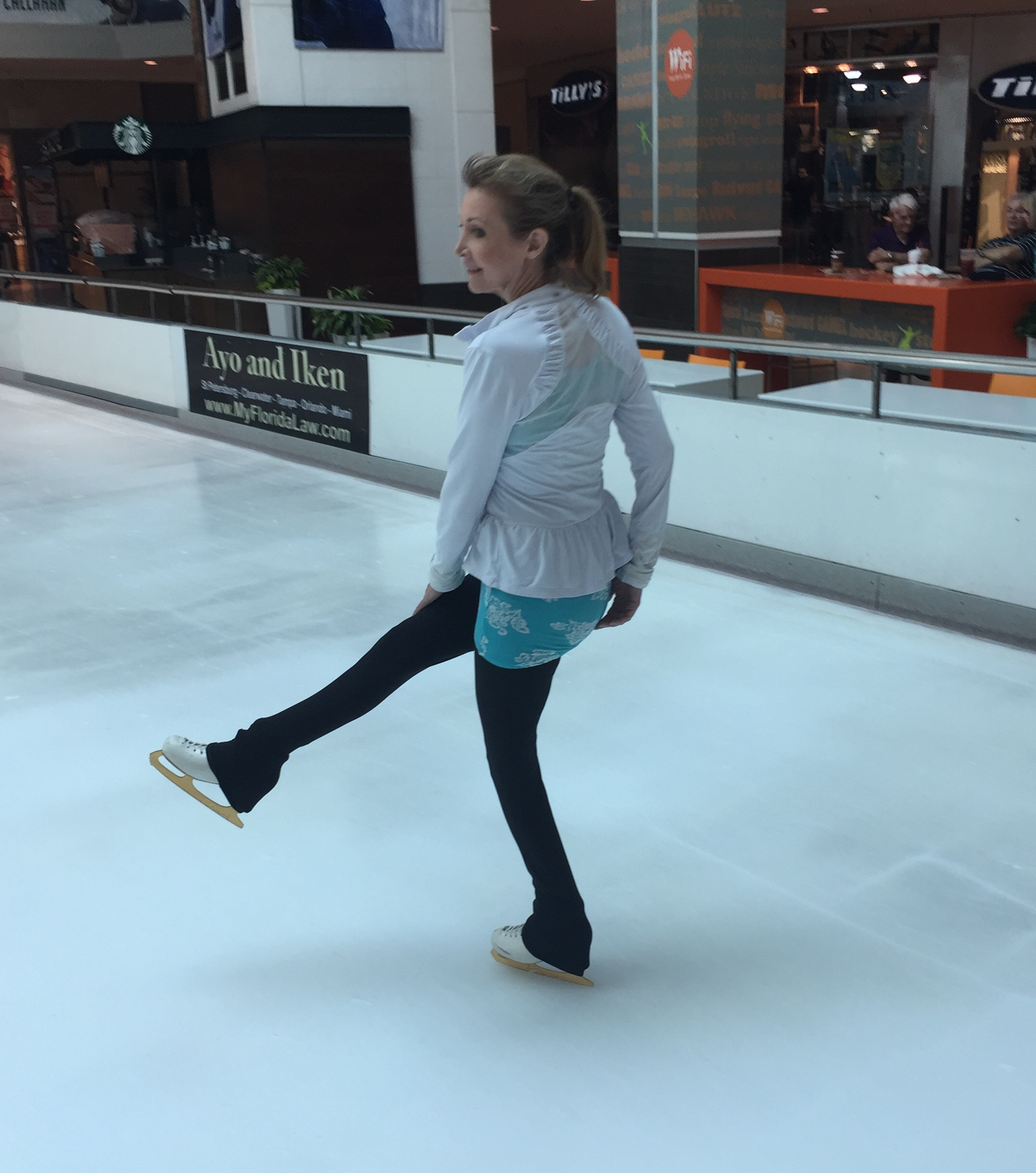 My Skating Outfit