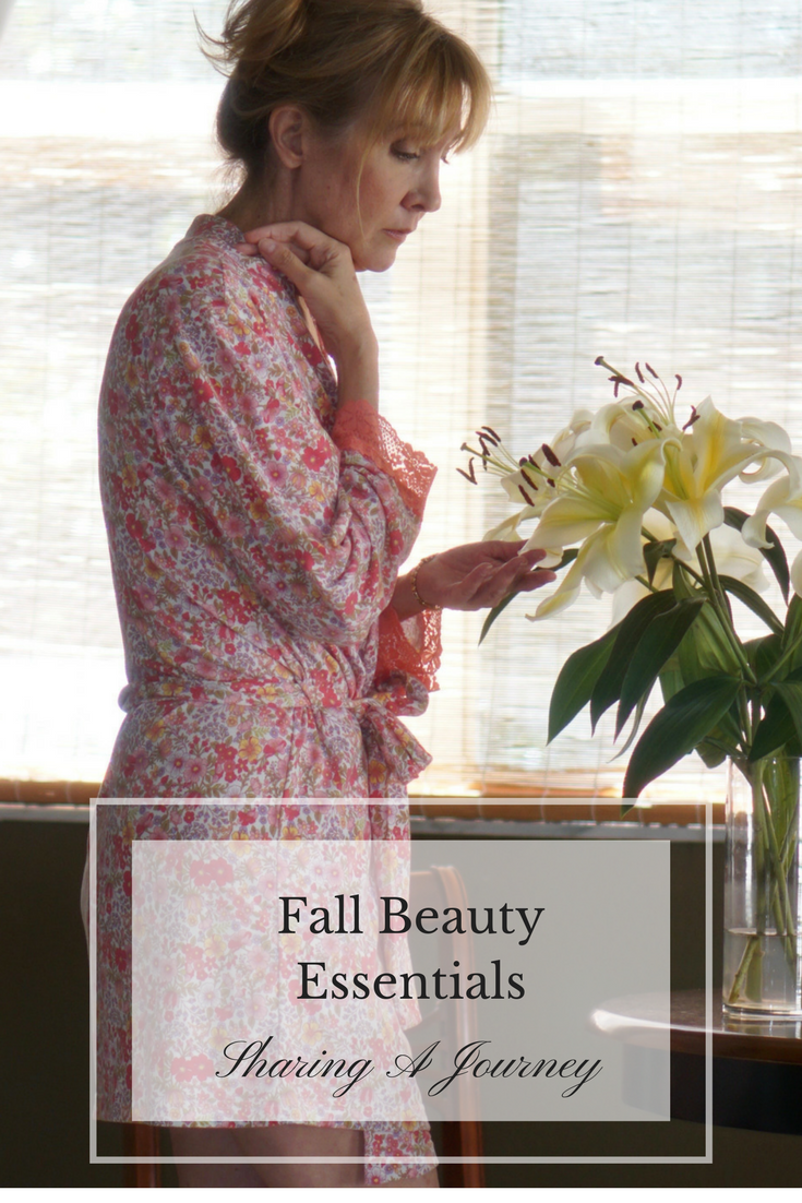 Fall Beauty Essentials with Sharing A Journey