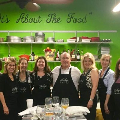 Cooking Class with Kim Bailey