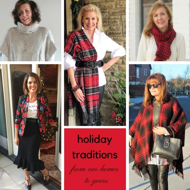 Holiday Traditions Blog Loop members